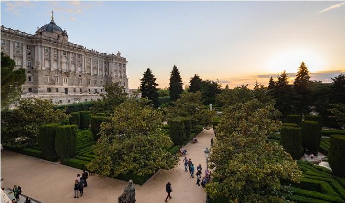 Jardinería en Madrid Toda la Información Aquí
