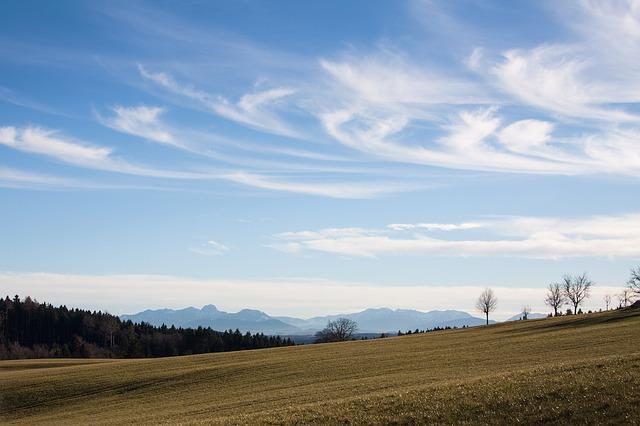Tipos de nubes cirros