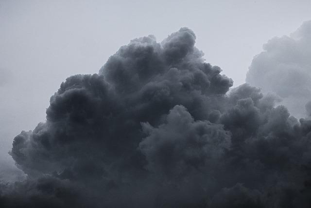 nombre de los tipos de nubes cumulonimbos