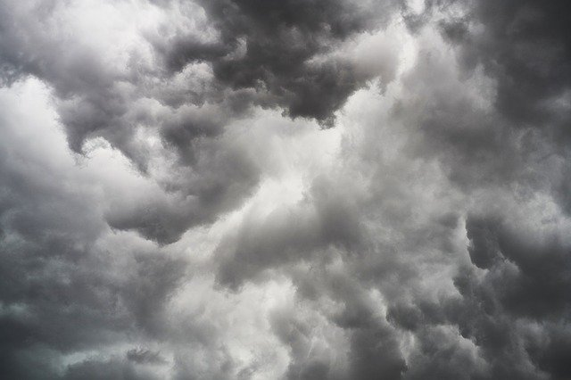 nombre de nubes nimboestratos