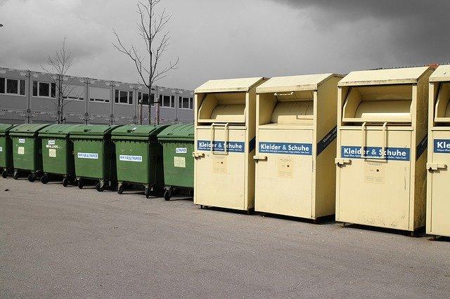 que se recicla en el contenedor amarillo, contenedores de reciclaje