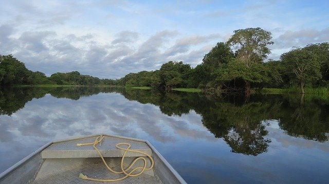 Pueblos indígenas del Amazonas -  Río Amazónico