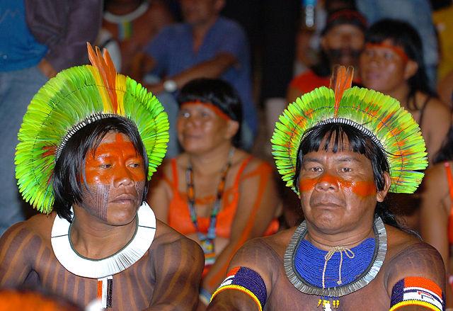 pueblos indígenas del Amazonas en brasil