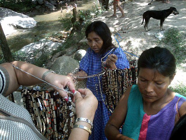 pueblos indígenas del Amazonas - tribu jukpa